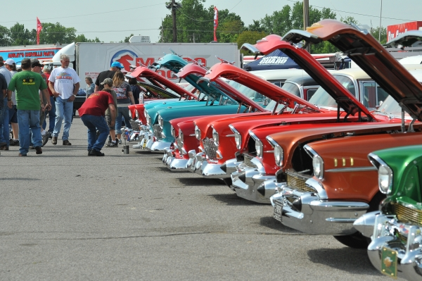 Super Chevy Show presented by Chevrolet Performance returns to Memphis