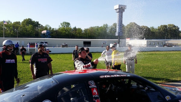 Dean Claims First Career Pro Cup Series Win at MIR
